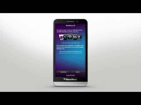 Blackberry Z30 Features