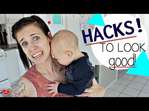 Mom Hacks: Look Put Together Quick! | Jaimie from Millennial Moms