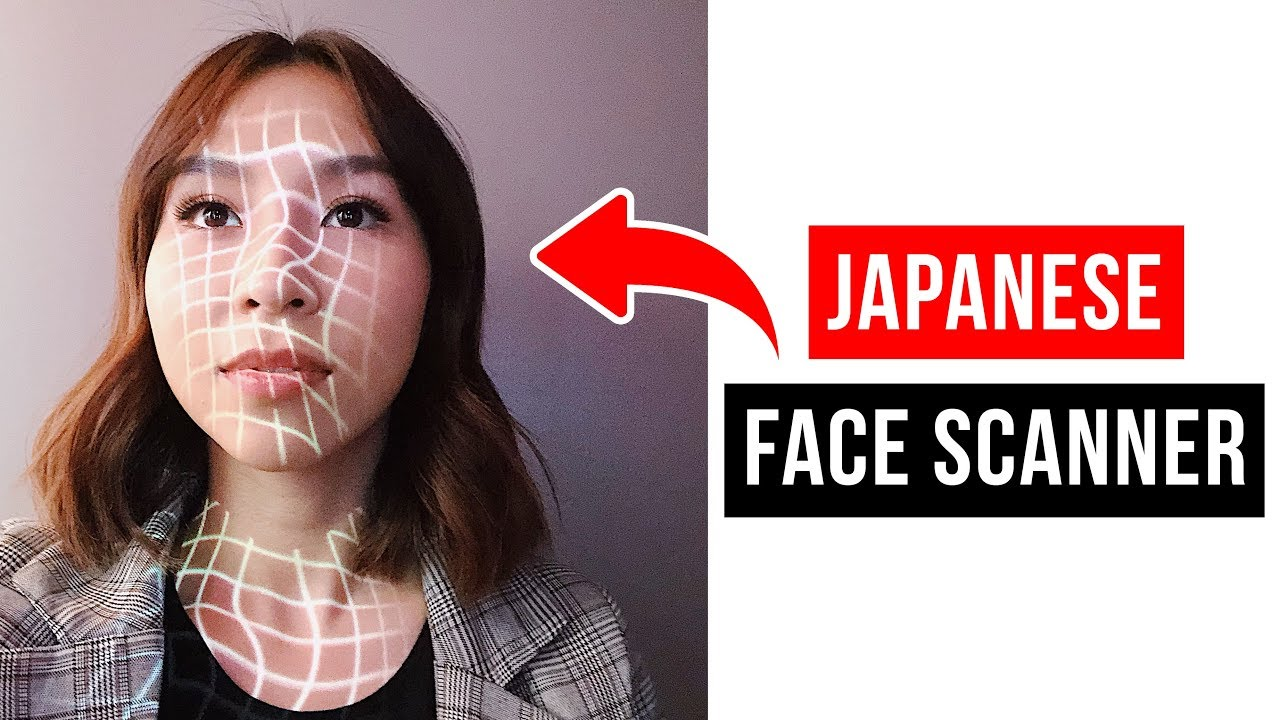 Face Scanner Tells me my Skin Age