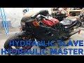 Hurricane Hydraulic Clutch Rebuild