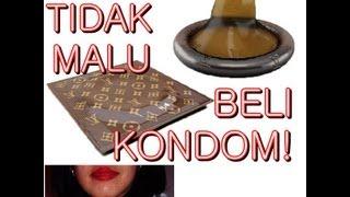 ⭐️ Tips Beli Kondom Tanpa Malu ⭐️ How to Buy Condoms ⭐️ Education about Health & Contraception ⭐️