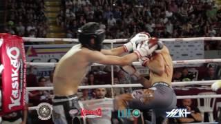 Alvaro vs Adrian COMBATE 04