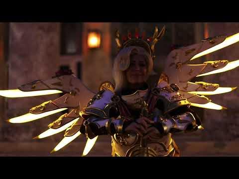 Mercy Saint Celestine Warhammer by Avera Cosplay, Video & Photography by Tonya Barnes