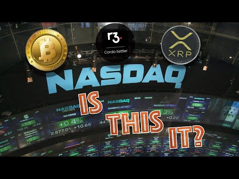 📍BREAKING NEWS! Nasdaq Partners With R3 To DOMINATE Digital Asset Institutionalization Bitcoin + XRP
