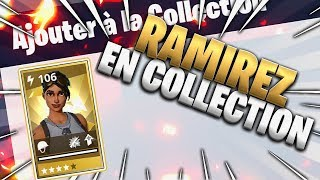 JE METS RAMI MYTHICAL IN COLLECTION - FORTNITE SAUVER THE WORLD