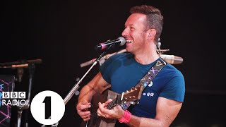 Download Coldplay X BTS - My Universe in the Live Lounge