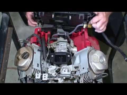 Hurricane Matthew Honda Generator Sat For Years With Bad Fuel Repair