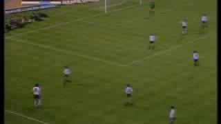 England v argentina 1980