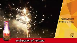 0219   Eruption of Vulcano
