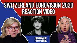 Switzerland | Eurovision 2020 Reaction | Gjon's Tears - Répondez-moi