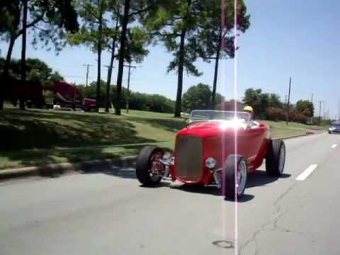1932 Ford Hot Rod Deuces