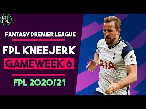 FPL Gameweek 6 Kneejerk reactions | Wildcard success! | Fantasy Premier League Tips 2020/21