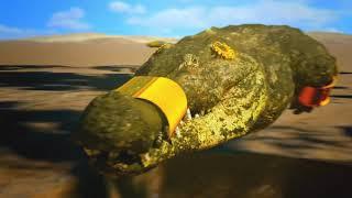 UE4 3D Crocs 01