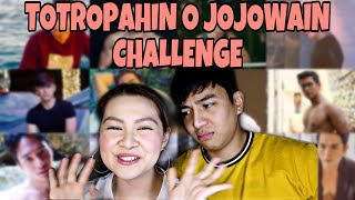 TOTROPAHIN O JOJOWAIN CHALLENGE | KAPUSO LEADING MEN