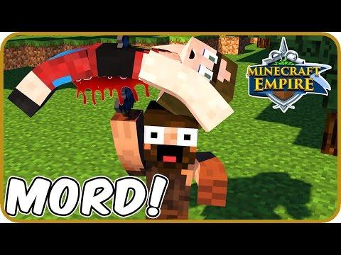 Die Stimme ZWINGT mich zu MORDEN! - Minecraft EMPIRE 🍖 #17   Earliboy