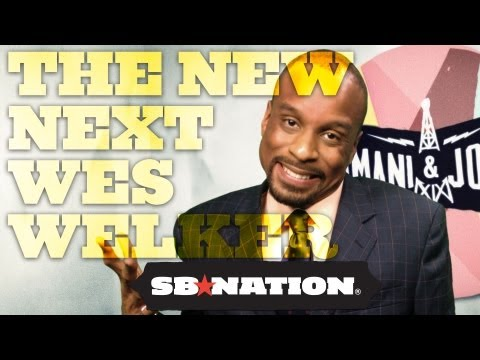 Searching For The New Next Wes Welker; Bomani & Jones, episode 53