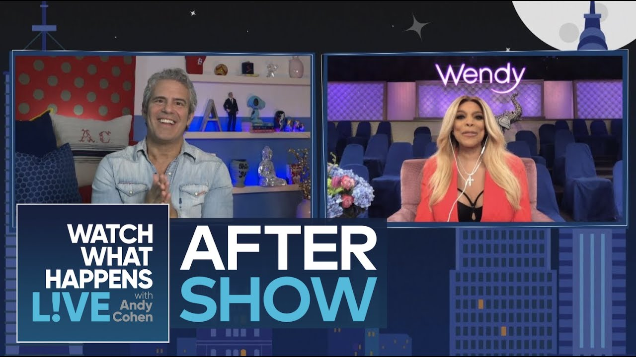 After Show: Wendy Williams: Kim Kardashian 'Needs to be Free' of Kanye West | WWHL