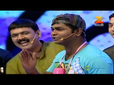 Makarand Anaspure's Comedy | Zee Gaurav Awards 2012 | Zee Marathi