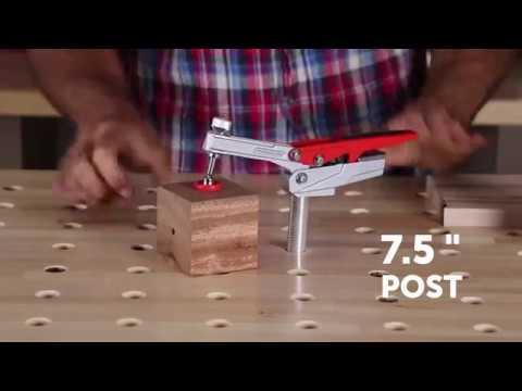 Armor Tool Auto-Adjust Dog Clamp