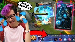 CYCLOPS GUA DI BULLY Akibat PAKE SKIN STARLIGHT Yang JELEK! - Mobile Legend