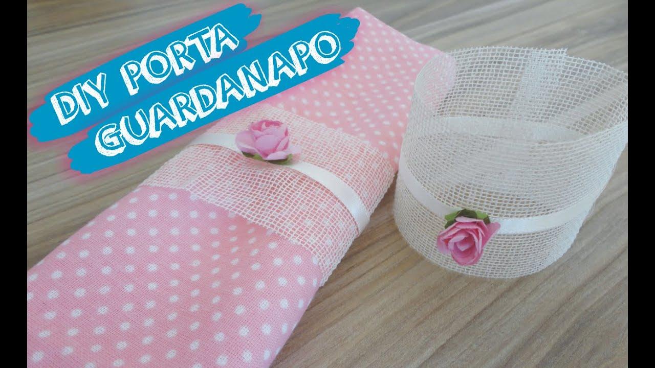 Amado DIY porta guardanapo | casamento | decoração de mesa | Lilian Luz  PB06