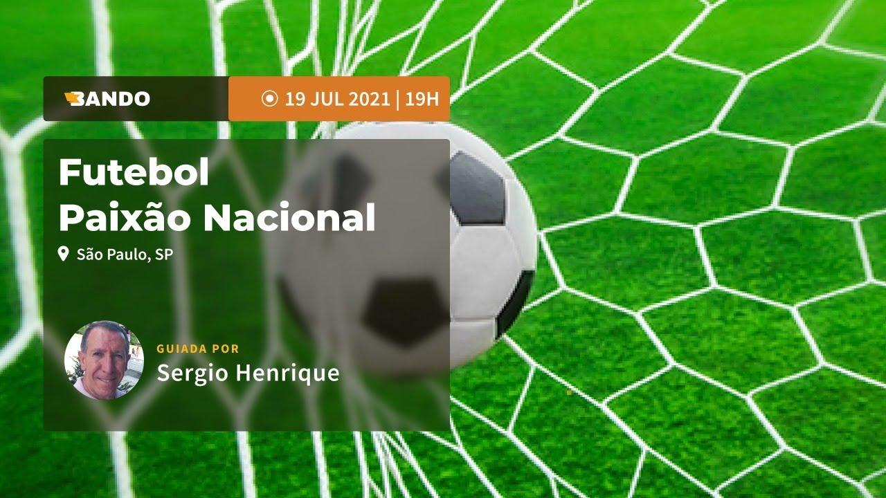 Futebol, paixão nacional - Experiência guiada online - Guia Sergio Henrique