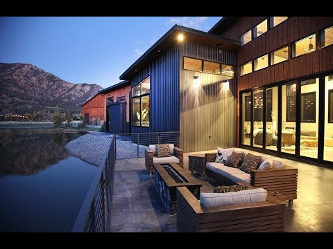 Alpine Airpark Hangar Home for Sale - YouTube