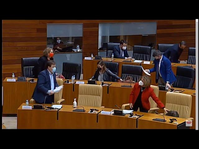 Aprobados los Presupuestos de Extremadura para 2021