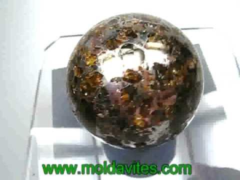 Meteorite - Pallasite (moldavites.com)