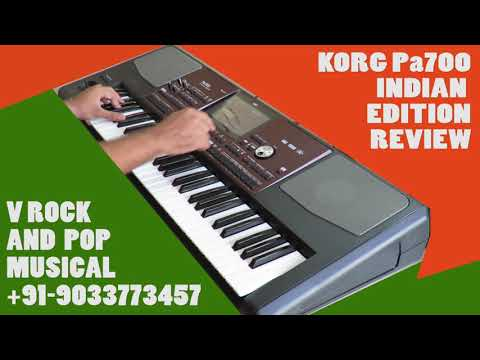 KORG PA700 INDIAN REVIEW 9033773457