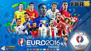 FIFA 16 EURO 2016 - Road to EURO 2016
