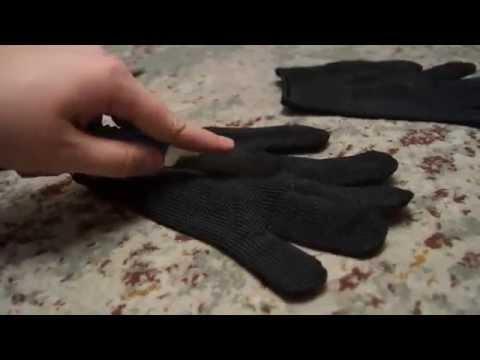 Противоножевые перчатки