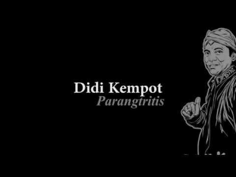 Didi Kempot - Parangtritis Lyric
