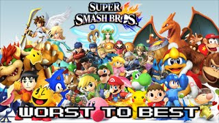 Ranking the Super Smash Bros. Games