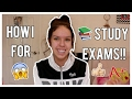 How I Study For EXAMS!!! | Jessica Domingues