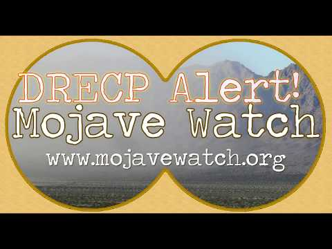 New Social Media Video for DRECP Reopening Awareness & Public