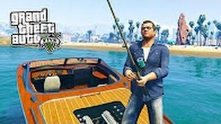 GTA 5 Online-Американская рыбалка-#29