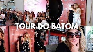 QUANTA GENTE LINDA! 5 cidades no TOUR do Batom