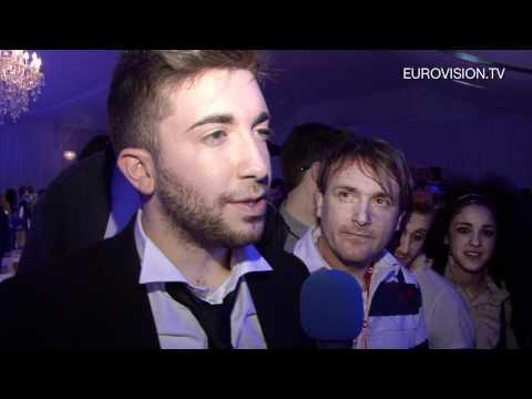 Exclusive interview with Kurt Calleja (Malta 2012)