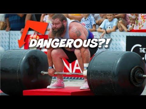 Why You Should NOT Do Deadlifts (Response To Joe Rogan | Robert Oberst)
