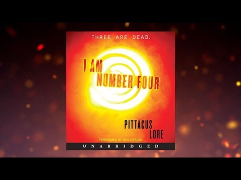 Chapters 1 & 2 of I AM NUMBER FOUR – Pittacus Lore | Audiobook