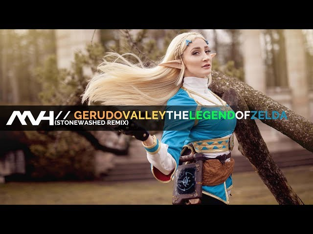  Mitch van Hayden - Gerudo Valley (The Legend of Zelda - Ocarina of Time) [StoneWashedMix]