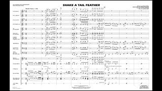 Download Lagu Shake a Tail Feather arranged by Paul Murtha mp3