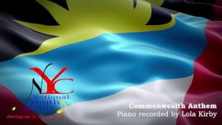 Commonwealth Anthem Antigua National Youth Choir
