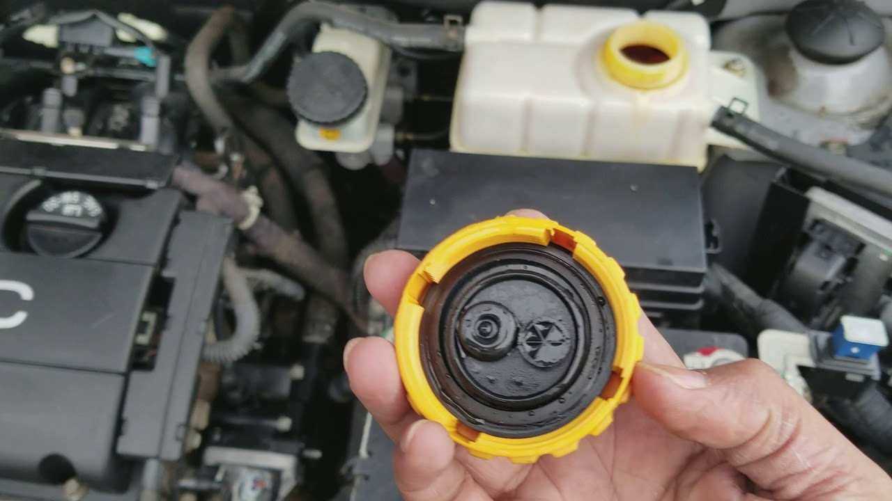 2011 Chevy Aveo Lt Expansion Tank Cap Causing Coolant Overflow