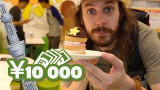 10 000 Yens à la Tokyo Skytree
