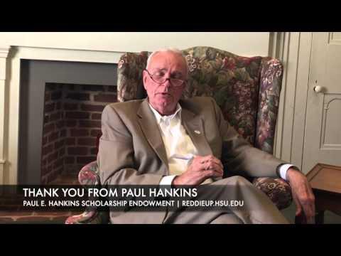 ReddieUP | Hankins Scholarship Update