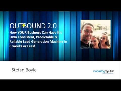 Sales Prospecting Lead Generation Training - Outbound 2.0