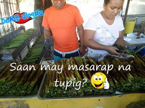 Diary Vlog #2 ~ Ang masarap na tupig sa Pangasinan