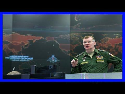 Breaking News | Russian aerospace force destroy in syria 120 terrorists from tajikistan, iraq, n. c